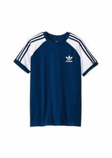 Adidas 3-Stripes Tee (Little Kids/Big Kids)