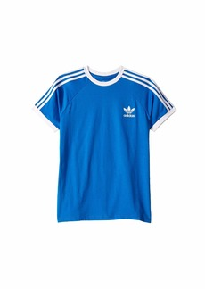 Adidas 3-Stripes Tee (Toddler/Little Kids/Big Kids)