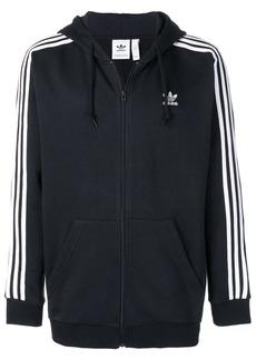 Adidas 3-Stripes zipped hoodie