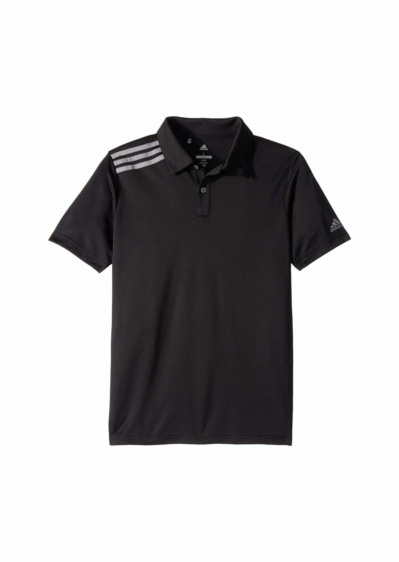 Adidas 3 Tournament Polo (Little Kids/Big Kids)