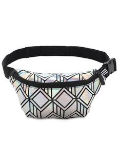 Adidas 3d Iridescent Nylon Belt Bag