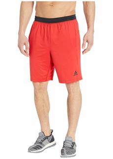 "Adidas 4KRFT Sport Ultimate 9"" Knit Shorts"