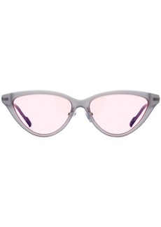 Adidas Acetate Cat-eye Sunglasses