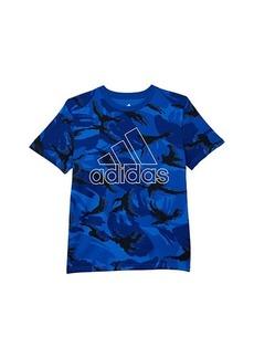 Adidas Action Camo Tee (Big Kids)
