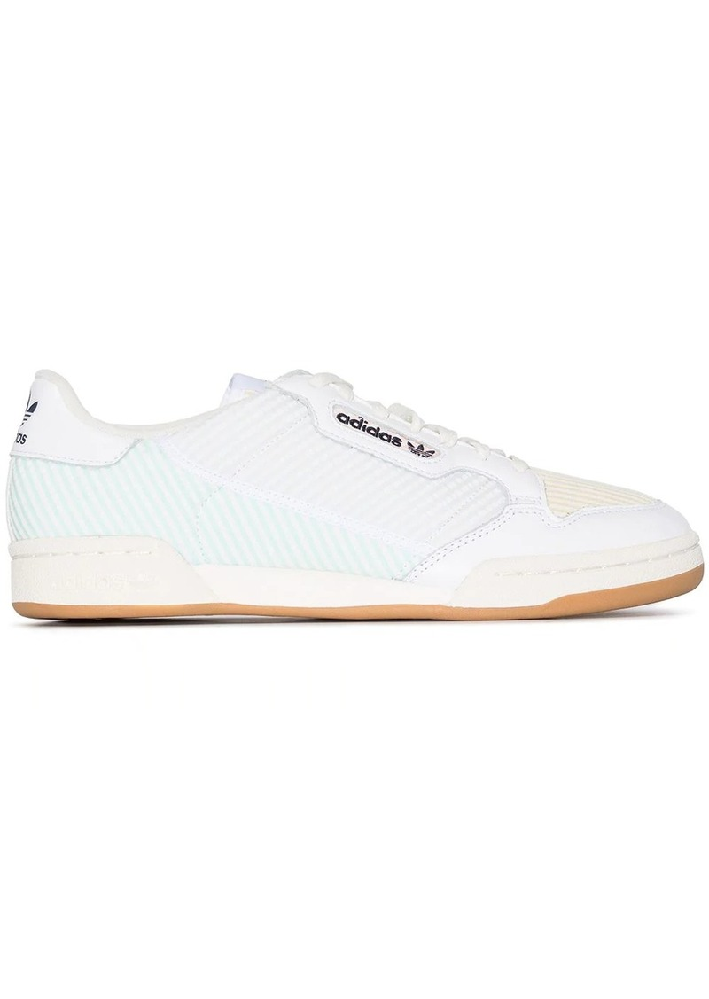 Adidas Continental 80 striped sneakers