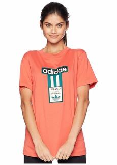 Adidas adiBreak Logo Tee