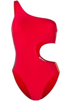 Adidas AdiColor 3D Trefoil swimsuit