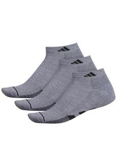 adidas 3-Pk. Men's Cushioned Quarter Socks