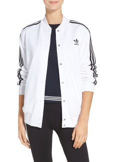 adidas 3-Stripes Bomber Jacket