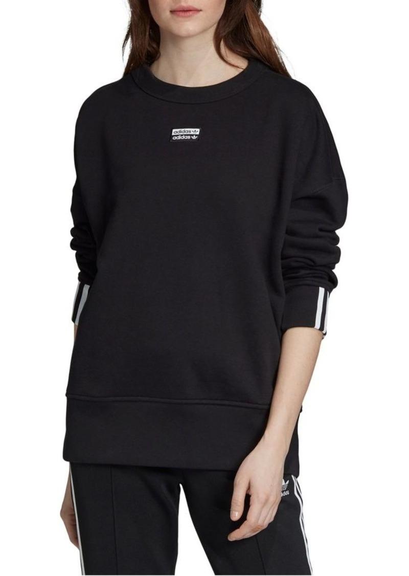 Adidas 3-Stripes French Terry Sweatshirt