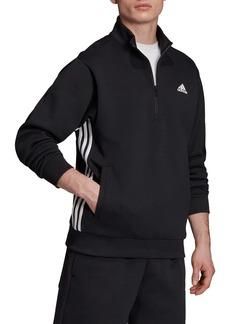 adidas 3-Stripes Half Zip Pullover