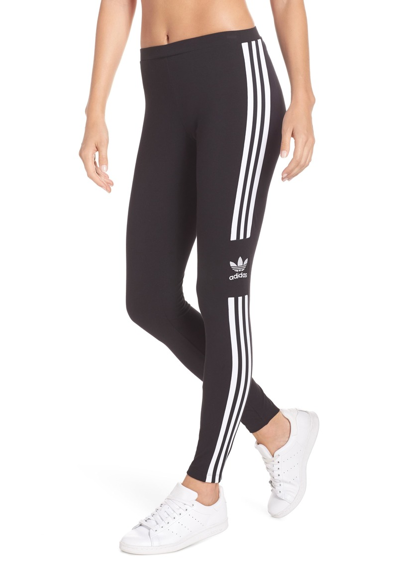 leggings adidas donna 3 stripes