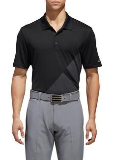 adidas 3-Stripes Regular Fit Golf Polo