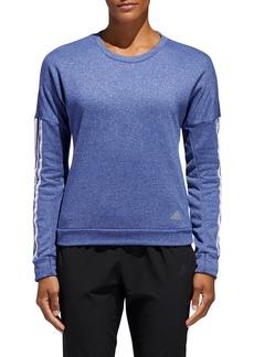 adidas 3-Stripes Running Sweatshirt