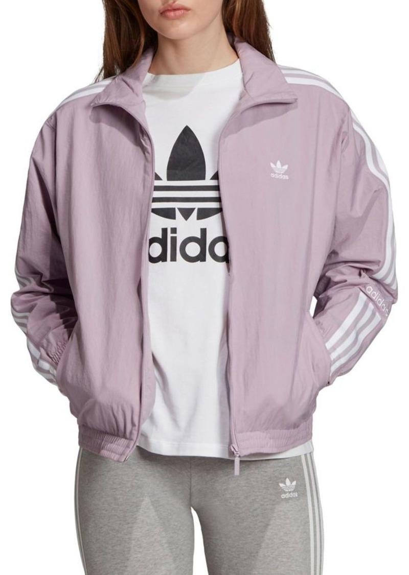 Adidas 3-Stripes Throwback Track Jacket