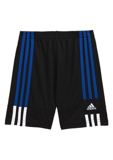 adidas 3G Speed X Athletic Shorts (Toddler & Little Boy)
