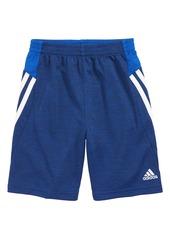 adidas 4KRFT Mélange Shorts (Toddler Boys & Little Boys)