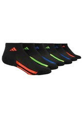 adidas 6-Pk. Quarter Socks, Little Boys & Big Boys