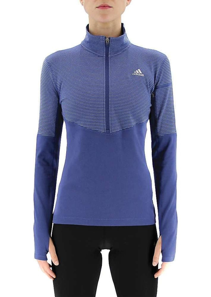 Adidas Women's Light Weight 1/2 Zip Top