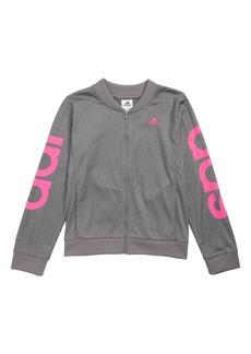 adidas Adi Crop Track Jacket (Big Girls)
