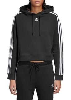 Adidas Adicolor Crop Hoodie