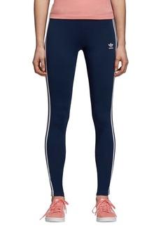 Adidas Adicolor Mid-Rise Logo Leggings