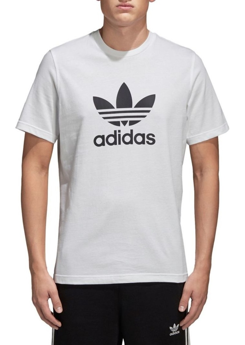 Adidas Adicolor Trefoil Cotton Tee