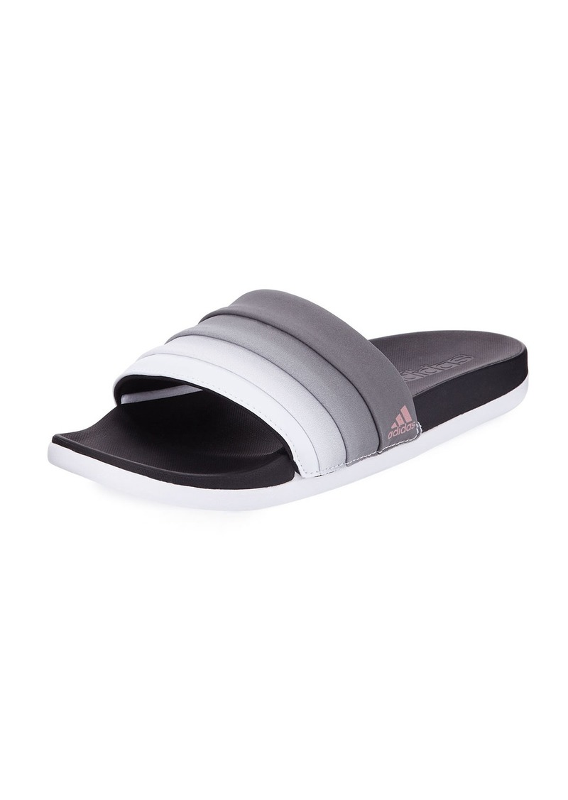 size 40 9b3fd aad0a Adidas Adilette Ombre Comfort Slide Sandals