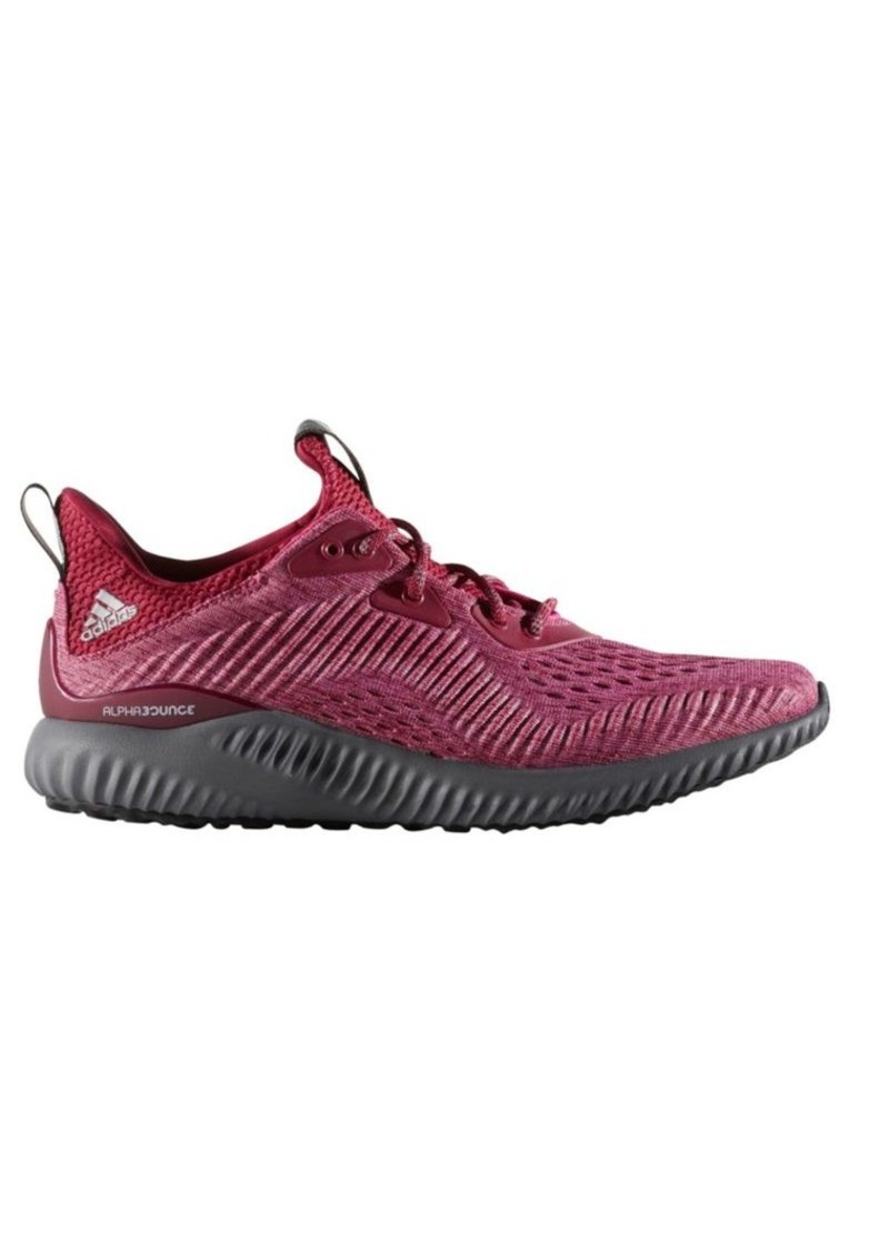 cd24513cc7d0f Adidas Adidas Women s Alpha Bounce Lace-Up Sneakers