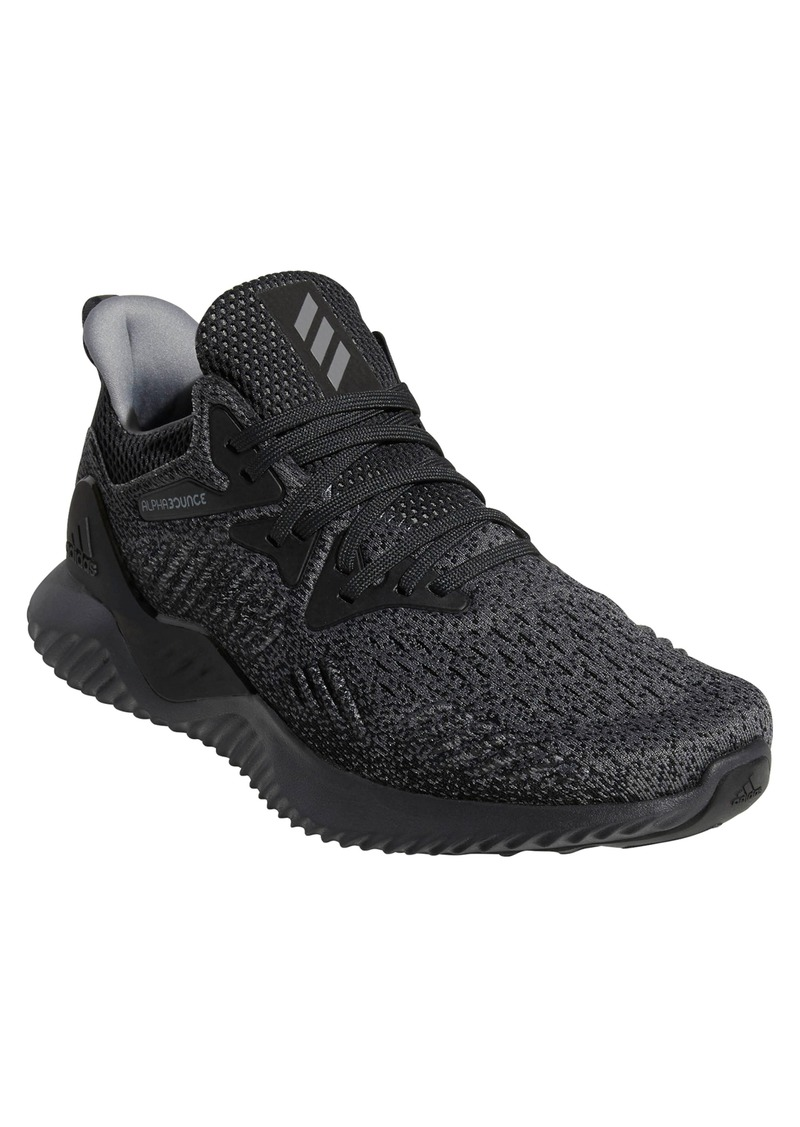 the latest 81b9f 7a22c adidas AlphaBounce Beyond Knit Running Shoe (Men)