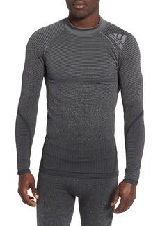 adidas Alphaskin 360 Seamless Long Sleeve T-Shirt