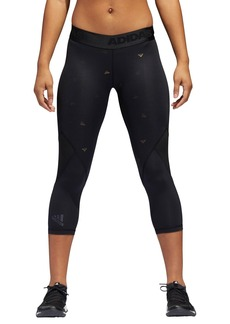 adidas Alphaskin Sport Capri Leggings