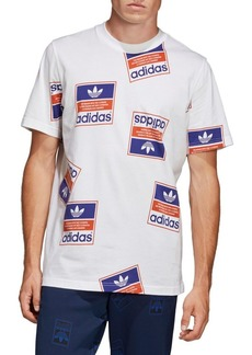 Adidas Archive Sticker Tee