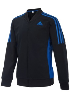 adidas Athletic Linear Jacket, Big Boys