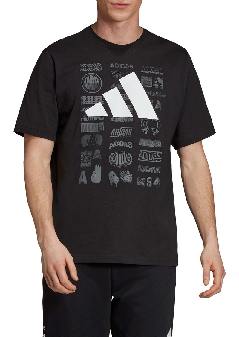 adidas Athletics Pack Cotton Crewneck T-Shirt