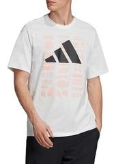 adidas Athletics Pack Cotton Crewneck T-Shirt