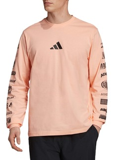 adidas Athletics Pack Cotton Long Sleeve T-Shirt