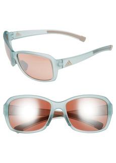 adidas Baboa 58mm Sunglasses