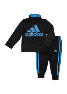 Adidas Baby Boy's and Little Boy's Two-Piece Amplified Jacket and Pants Set