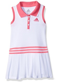 adidas Baby Girls' Active Polo Dress