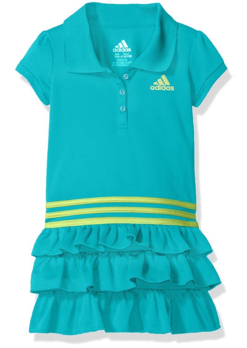 adidas Baby Girls' Active Polo Dress