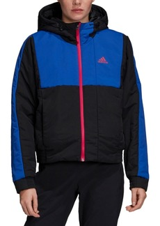 adidas Women's Back to Sport Insulated Hooded Jacket