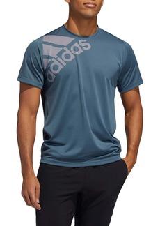 adidas Badge of Logo Graphic Performance T-Shirt