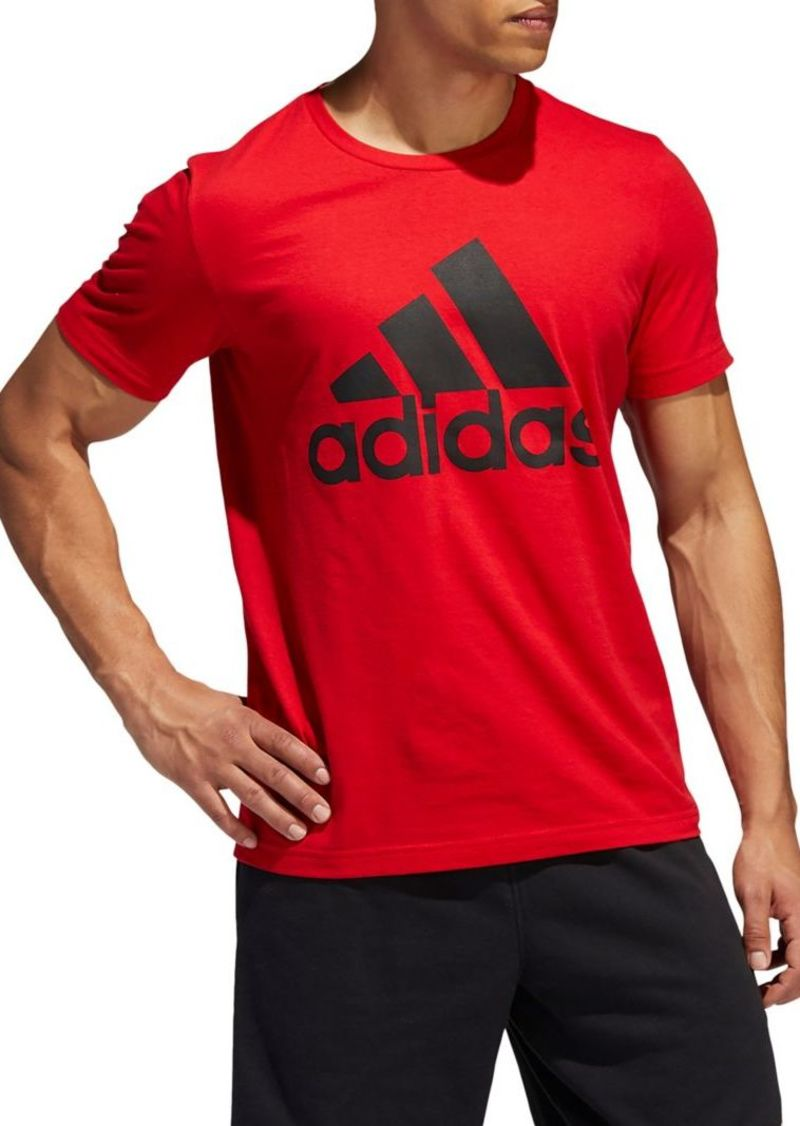Adidas Badge Of Sport Cotton Tee