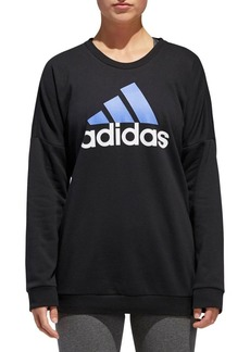 Adidas Badge of Sport Crewneck Tee