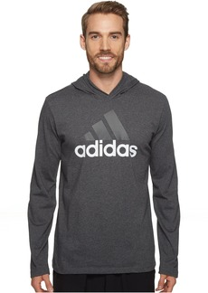 Adidas Badge of Sport Long Sleeve Hoodie