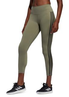 adidas Women's Believe This 3-Stripe High-Rise Leggings
