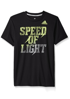 adidas Big Boys' Active Tee Shirt