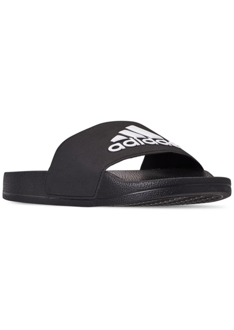adidas Big Boys Adilette Shower Slide Sandals from Finish Line