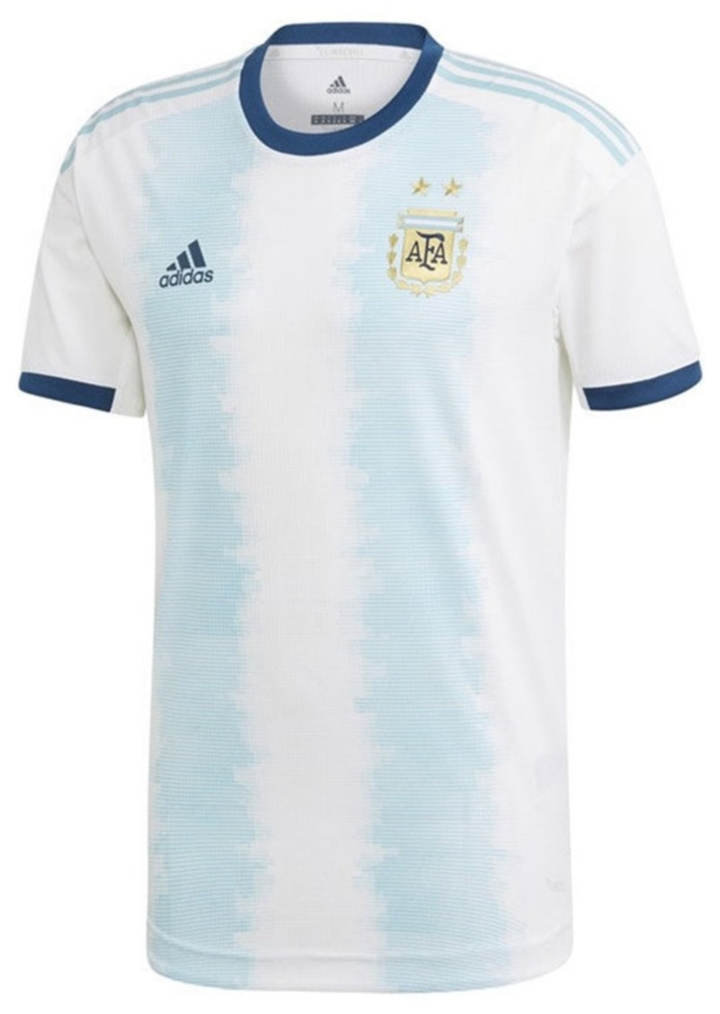 adidas Big Boys Argentina National Team Home Stadium Jersey